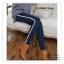 LG041 กางเกงเลคกิ้งขายาว เอวยางยืด ทรงสวยใส่สบายคะ มี 4 สี เทาอ่อน เทาเข้ม กรมท่า ดำ thumbnail 13