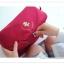 GB099 กระเป๋าใส่ชุดชั้นใน กางเกงใน ถุงเท้า ผ้าขนหนู ผ้าอ้อม ของใช้จุกจิกทั่วไป มี 4 สี ชมพู ฟ้า เทา เขียว พร้อมหูหิว งานคุณภาพ thumbnail 14