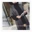 PR069 ผ้าพันคอแฟชั่น ผ้าหนา ช่วงปลายประดับด้วยริ้ว อย่างดี งานสวยคะ ขนาด กว้าง 50 ยาว 180 cm. thumbnail 1