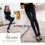 LG053 กางเกงเลคกิ้งขายาว เอวสูง ปลายขามีที่สอดเท้า เนื้อผ้าหนา thumbnail 7
