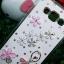 เคส Samsung A3 เคสซัมซุงเอ3 เคสซัมซุงA3 เคสแบบคริสตัล สไตล์น่ารัก หรูหรา thumbnail 6