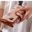 กระเป๋าสตางค์แบบยาวเวอร์ชั่นเกาหลีของลายการ์ตูน thumbnail 1