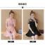 กระโปรงลูกไม้ใหม่เกาหลีผู้หญิงผ้ากอซแขนสั้นชุดลูกไม้ thumbnail 3