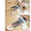 LG002 กางเกงเลคกิ้งขายาว มีผ้าลูกไม้ประดับเป็นกระโปรง หวานน่ารัก มี 4 สี เทาอ่อน เทาเข้ม กรมท่า ดำ thumbnail 16