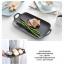 Pre-Order จานยาวเซรามิค มีหู ใส่สลัด ขนม ผลไม้ มี 3 สี thumbnail 4