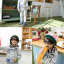 Huanshu kids ชุดเซ็ทเด็ก เสื้อแขนยาวคอกลม SUPER 23 JPN + กางเกงขายาว สไตล์เกาหลี thumbnail 2