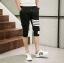 กางเกงขาสั้น3ส่วน JOGGER BLACK/WHITE STRIPED thumbnail 3