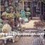กระดาษสาพิมพ์ลาย rice paper สำหรับทำงาน เดคูพาจ Decoupage handmade แนวภาพ จัดบ้านและสวน เก้าอี้ในสวนหน้าบ้าน ภาพแนวตั้ง ปลาดาว ดีไซน์ thumbnail 2