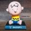 GC008 ตุ๊กตาส่ายหัว Snoopy 1ชุด2ตัว วางในรถยนต์ หรือ ตู้โชว์ สวย น่ารัก thumbnail 2