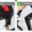 กางเกงปั่นจักรยานขาสั้น SAHOO 48806 รุ่นระบายอากาศ เป้าเจล thumbnail 13