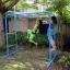บาร์โหน4เหลี่ยม สูง 185 เมตร ยาว 2 เมตร thumbnail 1