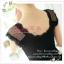 WG048 เสื้อยืด เสื้อซับใน เต็มตัว แขนกุด มี 2 สี ขาว ดำ ผ้ามีความยืดหยุ่น ช่วงแขนและคอเสื้อ ตัดแต่งด้วยผ้าลุกไม้สวยหวาน thumbnail 11