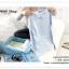 GB038 กระเป๋าผ้า จัดระเบียบกระเป๋าเดินทาง ใส่เสื้อผ้า ผ้าเช็ดตัว ผ้าขนหนู ของใช้ สามารถพับเก็บได้ สำหรับพกพาเดินทางท่องเที่ยว thumbnail 6