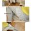 LG002 กางเกงเลคกิ้งขายาว มีผ้าลูกไม้ประดับเป็นกระโปรง หวานน่ารัก มี 4 สี เทาอ่อน เทาเข้ม กรมท่า ดำ thumbnail 17