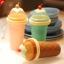 Pre-Order แก้วทำเสลอปี้ น้ำแข็งเกร็ดหิมะ ไอศกรีม แบบง่ายๆ ไม่ต้องใช้น้ำแข็ง ไม่ต้องปั่น เพียงแค่บีบๆ ก็ได้กินเสลอปี้รสที่ชอบแล้ว มี 3 สี thumbnail 1