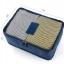GB107 กระเป๋าผ้าตาข่าย(Size S) จัดระเบียบกระเป๋าเดินทาง ใส่เสื้อผ้า ของใช้ต่างๆ สำหรับพกพาเดินทางท่องเที่ยว สำเนา thumbnail 4
