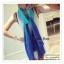 PR045 ผ้าพันคอแฟชั่น ผ้าฝ้าย พิมพ์ลายสวย ขนาด ยาว 180 กว้าง 90 cm. thumbnail 6