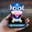 GC005 ตุ๊กตาส่ายหัว กัปตันอเมริกา วางในรถยนต์ หรือ ตู้โชว์ สวย น่ารัก thumbnail 3