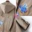 หมดค่ะ:เสื้อคลุมแจ๊กเก็ตตัวยาวแบรนด์zaraค่ะ งานชนช็อป งานสวยผ้าร่มเนื้อดี ปักด้วยลายผีเสื้อทั้งตัว ใส่คลุมได้ตลอด มีฮู้ดเก๋มาก งานคุณภาพนะคะ thumbnail 5
