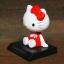 GC003 ตุ๊กตาส่ายหัว Kitty วางในรถยนต์ หรือ ตู้โชว์ สวย น่ารัก thumbnail 2