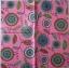 แนวภาพลายแต่ง ลายเส้นรูปวงกลม ดอกไม้ ภาพโทนสีชมพู เป็นภาพกระจายเต็มแผ่น กระดาษแนพกิ้นสำหรับทำงาน เดคูพาจ Decoupage Paper Napkins ขนาด 33X33cm thumbnail 2