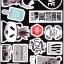 STGP009 สติกเกอร์ Sticker กระดาษเคลือบกันน้ำ ลายการ์ตูน กราฟฟิก วินเทจ สวย เท่ห์ ติดกระเป๋า ของใช้ ตู้ ผนัง ตกแต่งสิ่งของ thumbnail 1