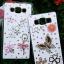 เคส Samsung A3 เคสซัมซุงเอ3 เคสซัมซุงA3 เคสแบบคริสตัล สไตล์น่ารัก หรูหรา thumbnail 2