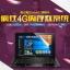 Cube iWork10 Ultimate (Flagship) Dual Boot:Tablet+Laptop 2-in-1 Intel 14nm Z8300 4GB+64GB support Docking Keyboard หมุนได้ ได้ พร้อม USB 3.0 Andorid5.1+WIN10 thumbnail 1