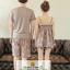ชุดนอนแฟชั่น ชุดนอนคู่รัก งานผ้าฝ้ายลูกไม้อย่างดีค่ะ thumbnail 3