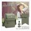 GB214 กระเป๋าสะพาย สายปรับขนาดได้ มีช่องใส่ของมากมาย เช่น มือถือ แท็บแลต Ipad กระเป๋าเงิน เครื่องเขียน thumbnail 4