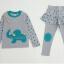 Huanzhu kids ชุดเซตเด็กหญิง 2 ชิ้น เสื้อ+กางเกง ผ้าเนื้อดีน่ารักสไตล์เกาหลี มีขนาด140 thumbnail 5