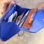 กระเป๋าสตางค์ สไตล์สุดชิค ใส่มือถือได้ สีโรส thumbnail 9