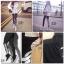 หมดค่ะ:Reebok Classic Legging เล็กกิ้งผ้าspandex ผ้ายืดได้เยอะค่ะ เหมาะสำหรับใส่ออกกำลังกาย จ๊อกกิ้ง โยคะ หรือใส่เที่ยวก็ได้ค่ะ เอวขอบยาง สกรีนลายขาข้างซ้ายข้างเดียวค่ะ thumbnail 4