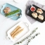 Pre-Order จานยาวเซรามิค มีหู ใส่สลัด ขนม ผลไม้ มี 3 สี thumbnail 2