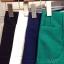 หมดค่ะ:กางเกงขาสั้นZara เอวสูง เนื้อผ้าสวยมาก ผ้าดีด้วยค่ะ ผ้าอยู่ทรงในเนื้อผ้าทอสลับด้ายเงินทองสลับในตัวผ้า ใส่แล้วเก็บทรงสวยค่ะ thumbnail 2