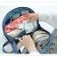 GB099 กระเป๋าใส่ชุดชั้นใน กางเกงใน ถุงเท้า ผ้าขนหนู ผ้าอ้อม ของใช้จุกจิกทั่วไป มี 4 สี ชมพู ฟ้า เทา เขียว พร้อมหูหิว งานคุณภาพ thumbnail 20