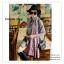 PR096 ผ้าพันคอแฟชั่น ผ้าหนา ช่วงปลายประดับด้วยริ้ว อย่างดี งานสวยคะ ขนาด กว้าง 65 ยาว 190 cm. thumbnail 5