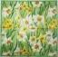 แนวภาพดอกไม้ เป็นดอกไม้ดอกสีขาวสีเหลืองบนทุ่งหญ้า เป็นภาพเต็ม กระดาษแนพกิ้นสำหรับทำงาน เดคูพาจ Decoupage Paper Napkins ขนาด 33X33cm thumbnail 2