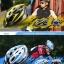 หมวกจักรยาน SAHOO 92421New มีไฟLED thumbnail 5