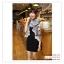 PR049 ผ้าพันคอแฟชั่น ผ้าฝ้าย แบบบาง พิมพ์ลายสวย ขนาด ยาว 170 กว้าง 80 cm. thumbnail 6