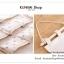 GH121 กระเป๋าผ้าแบบแขวนผนัง ทำจากผ้าฝ้าย มีช่องใส่ของจุกจิกมากมาย จะแขวนในห้องนอน หน้องทำงาน ห้องนั่งเล่น หรือห้องน้ำนอน ก็สวยเข้ากับทุกห้องคะ ขนาด : สูง 48 x กว้าง 35 cm. thumbnail 6