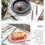 Pre-Order จานคาว จานหวานเซรามิค มี 8 สี thumbnail 4