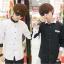 เสื้อเชิ๊ต แฟชั่นเกาหลี เสื้อผ้าทอม#01[Pre-Order] thumbnail 1
