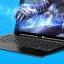 Cube iWork10 Ultimate (Flagship) Dual Boot:Tablet+Laptop 2-in-1 Intel 14nm Z8300 4GB+64GB support Docking Keyboard หมุนได้ ได้ พร้อม USB 3.0 Andorid5.1+WIN10 thumbnail 19