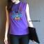 หมดค่ะ:เสื้อแขนกุดลายเสือ งาน kenzo ค่ะ แบบคุณเป้ยใส่ค่ะ งานดีแกะจากของแท้ เป๊ะทุกจุด ลายพิมพ์คมชัด ใส่สบายๆค่ะ thumbnail 3