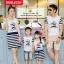 เสื้อครอบครัว ชุดครอบครัว สำหรับใส่กันเป็นทีม น่ารักมากๆค่ะ thumbnail 2