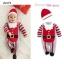 ชุดหมีซานต้า พร้อมหมวก น่ารักสไตล์เกาหลี thumbnail 1