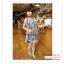 PR049 ผ้าพันคอแฟชั่น ผ้าฝ้าย แบบบาง พิมพ์ลายสวย ขนาด ยาว 170 กว้าง 80 cm. thumbnail 3