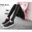 LG067 กางเกงเลคกิ้งขายาว ทรงสวย เข้ารูป ใส่ออกกำลังกาย หรือใส่เล่นก็สวยคะ เนื้อผ้ายืดหยุ่น มี 3 สี สีดำ สีเทาอ่อน สีเทาเข้ม thumbnail 5