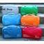 กระเป๋าใส่ชุดชั้นใน กางเกงใน ถุงเท้า เครื่องสำอางค์ หรือของใช้จุกจิกทั่วไป พกพาเดินทางท่องเที่ยว มีสองขนาด ขนาดเล็กและขนากใหญ่ สามารถเลื่อนลงไปดูรายละเอียดด้านล่างคะ สำเนา thumbnail 2